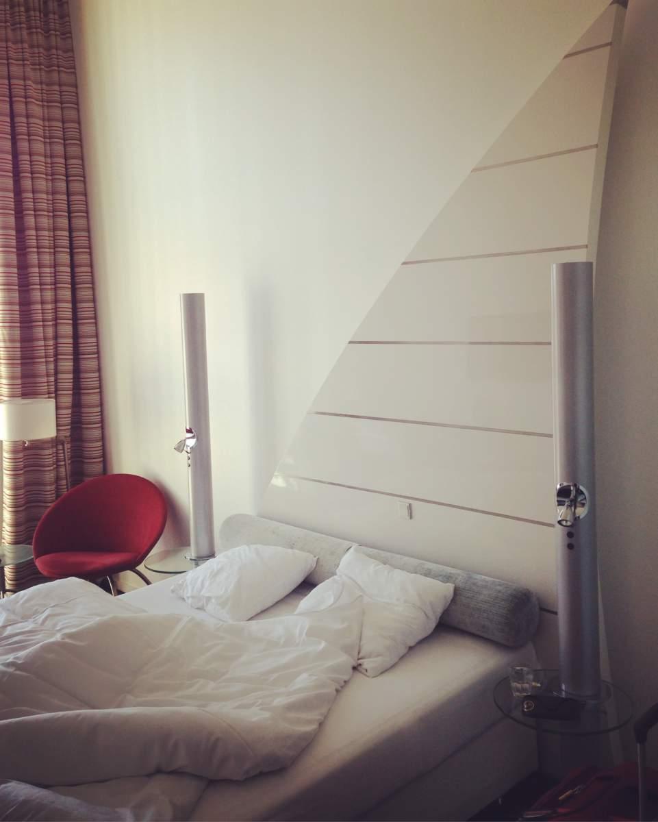 Copenhagen Island Hotel room