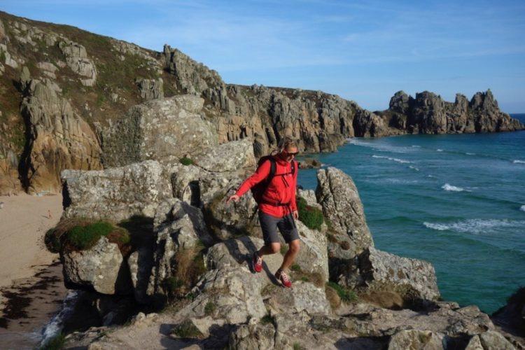 Hiking is a great way to enjoy a weekend break in Cornwall